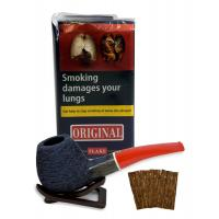 Original Flake (Formerly Walnut Flake) Pipe Tobacco 50g Pouch
