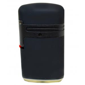 Easy Torch Double Jet Lighter - Black