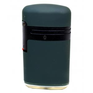 Easy Torch Double Jet Lighter - Dark Green