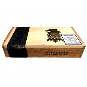 Empty Drew Estate Undercrown Robusto Box