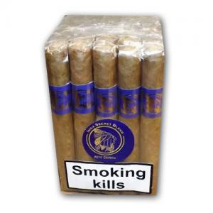 Inka Secret Blend - Blue Petit Corona Cigar - Bundle of 25